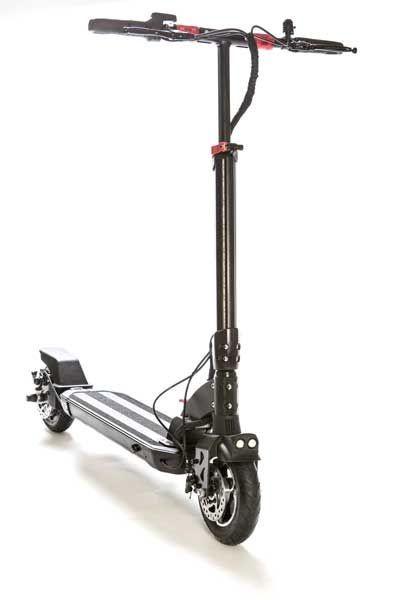 wheels4freaks IC Q3 Kickscooter elektroscooter 001