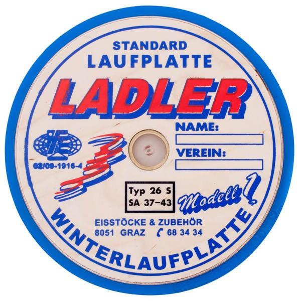 LADLER Modell 1 Standard Winterplatte