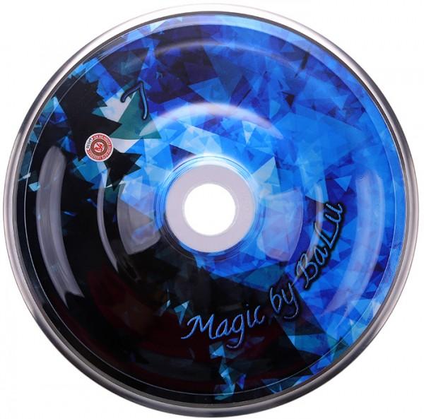 eisstock24 BaLu PRISMA Eisstock Stockkörper Magic
