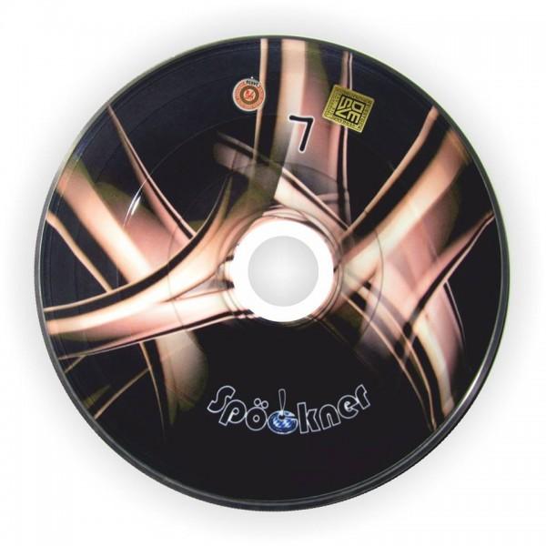 eisstock24 Spöckner Juwel gold schwarz Eisstock Stockkörper