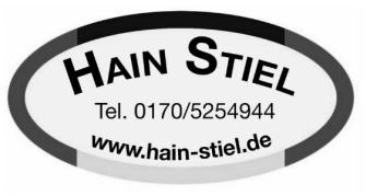 HAIN Stiel