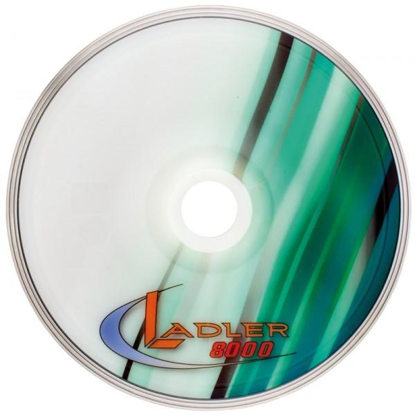 LADLER 8000 - Design 825 - Eisstock / Stockkörper