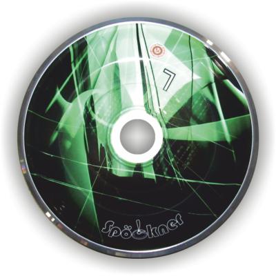 eisstock24 Spöckner Gigant (grün) Eisstock Stockkörper