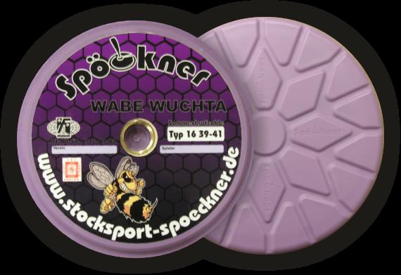 eisstock24 Spoeckner Wabe Wuchta Sommerplatte