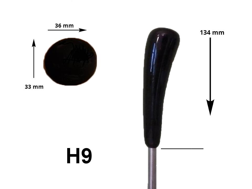 HAIN-Eisstockstiel H9