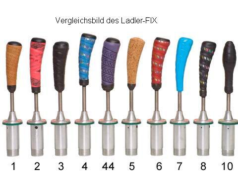 LADLER Eisstock Fix (vergleich)